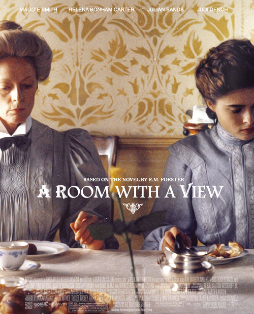 poster remake | A Room with a View (1985)