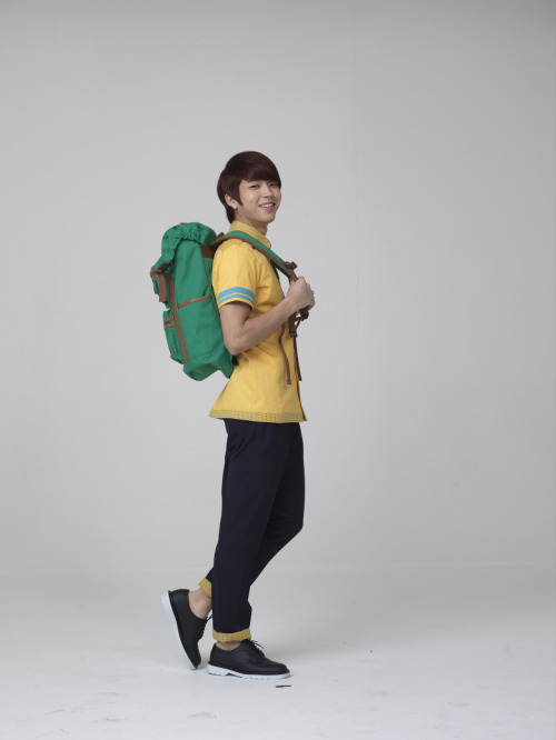 Woohyun Elite Photoshoot photo
