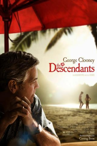 I am watching The Descendants                                                  815 others are also watching                       The Descendants on GetGlue.com