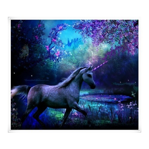Twilight Unicorn - Fantasy Wallpaper 435687 - Desktop Nexus Abstract