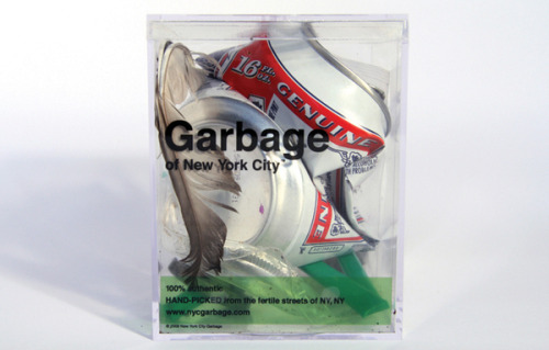 New York City Garbage Justin Gignac