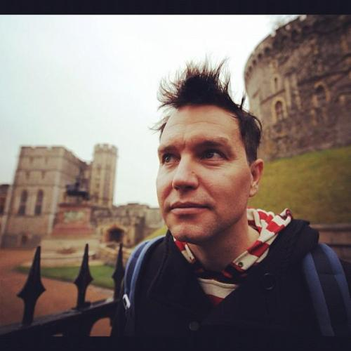 fuckyeahpop-punk:  Happy 40th birthday (03/15), Mark Hoppus.