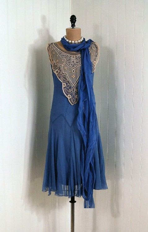 omgthatdress:  Dress 1920s Timeless Vixen Vintage