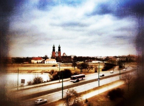 Day 256/365 - Cathedral I used Snapseed (Focal point, drama, Grunge) and Camera Awesome (Denim). Listening to Anathema - Dreaming Light