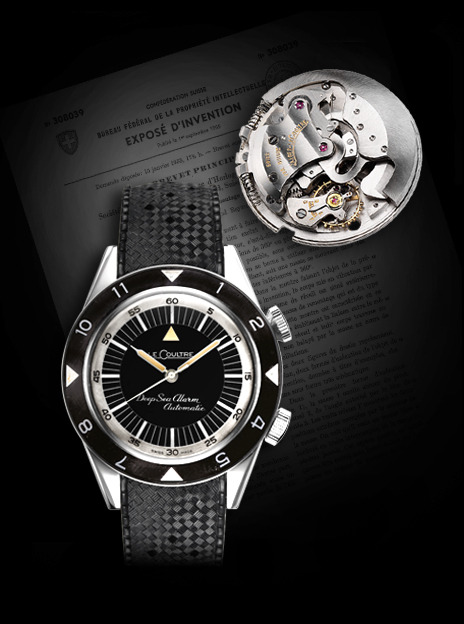 Back to the roots: Memovox Deep Sea, a legendary watch…
