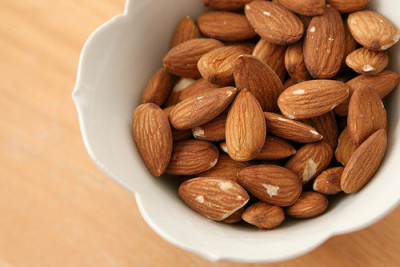 get-fit-feel-beautiful:  I'm addicted to almond