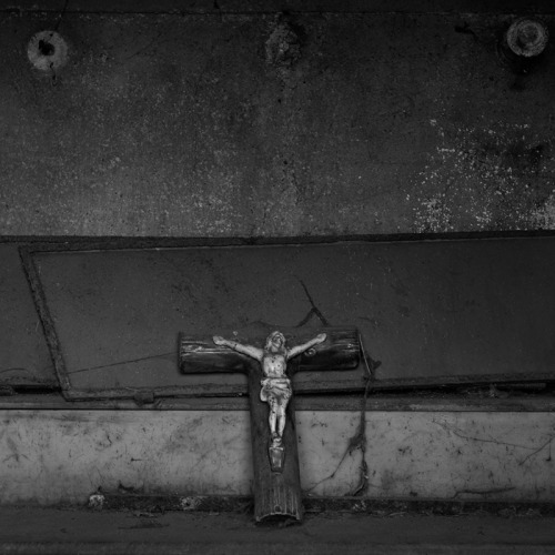 Crucifix By Rurik Dmitrienko