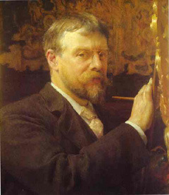 Sir Lawrence Alma-Tadema (8 January 1836 – 25 June 1912)akaJamie Hyneman from Mythbusters (September 25, 1956 - Present)