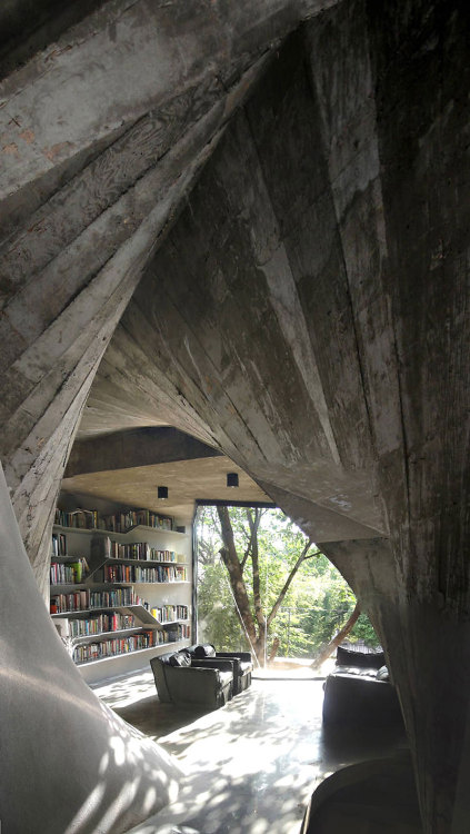 homeandinteriors:  Tea House by Archi-Union Architects