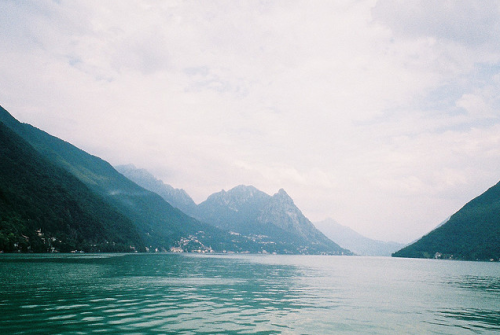 Lake Lugano (by saviorjosh)