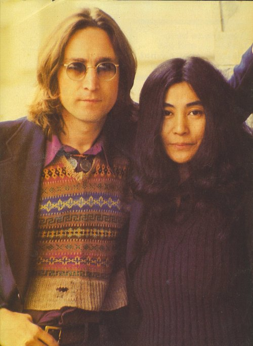 I want John's sweater.