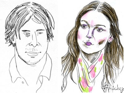 """The Bachelor"" Sketchbook Is A Brilliant Work Of Art - The Frisky"