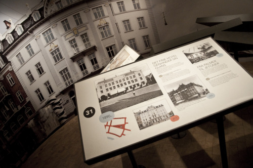 Aarhus Flashback - Exhibition at Den Gamle By