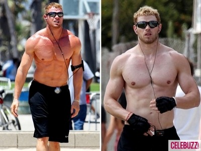 Kellan Lutz turns 27 today! Wish him a Happy Birthday and check out his hottest shirtless moments!