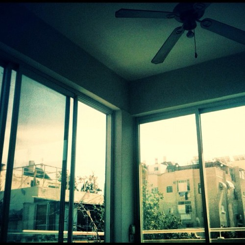 A room with a view  (Taken with instagram)