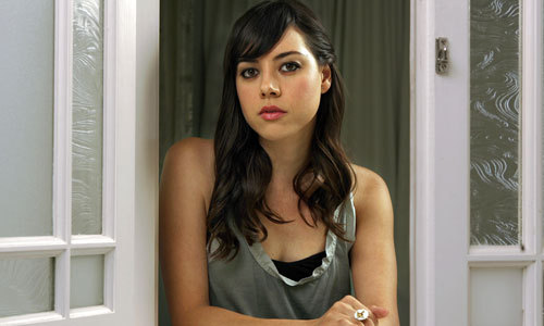 We love Aubrey Plaza as April on Parks and Recreation, so imagine our delight when we found out that she's going to be a Penguin author! More details soon, promise!