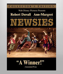 NEWSIES finally arrives on Broadway tonight! Do you have the original movie? http://bit.ly/newsiespreviews