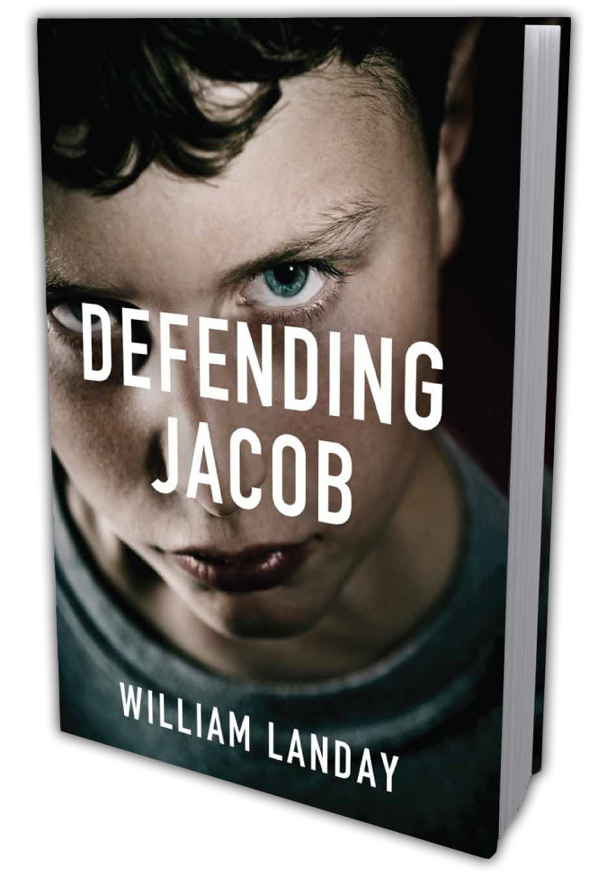 Today is the UK publishing day for Defending Jacob. Safe journey, little book!