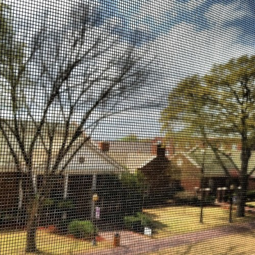 #screened in at #uca. I'm #ready for #springbreak (Taken with instagram)