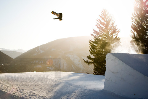 Tyler Flanagan joined us for the Park Sessions stop at Buttermilk. Definitely one of the most consistent jumpers I've ever had a session with. Photos by Darcy Bacha.