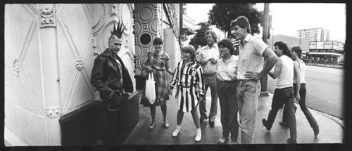 (via L.A.'s '80s punk scene part of photo exhibit at Morono Kiang Gallery - latimes.com)