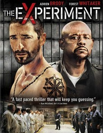 "I am watching The Experiment                   ""Adrien Brody & Cam Gigandet (meow!) plus super interesting, (loosely?) based on the Stanford Prison Experiment.""                                Check-in to               The Experiment on GetGlue.com"