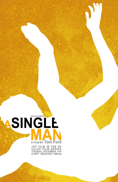 A Single Man by Travis Harvey