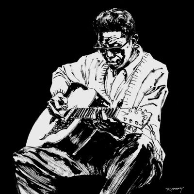 Lightnin' Hopkins was born 100 years ago today, and in honor of the Texas blues giant…   Also, do yourself a favor and honor the man by taking a listen