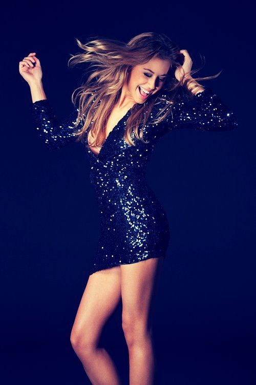 igotapassionforfashion:  Can't stop dancing