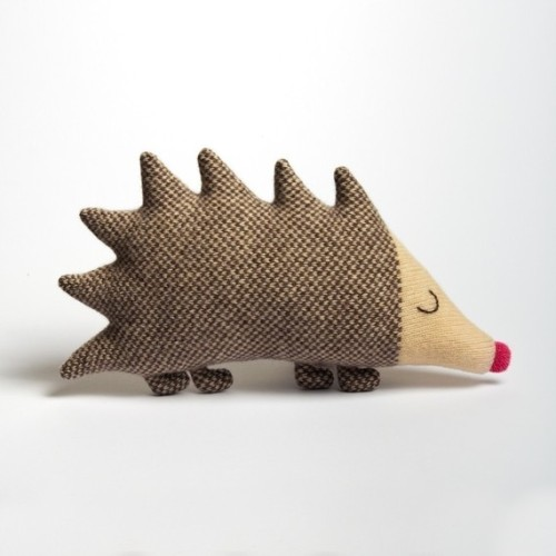 Cute plush hedgehog!