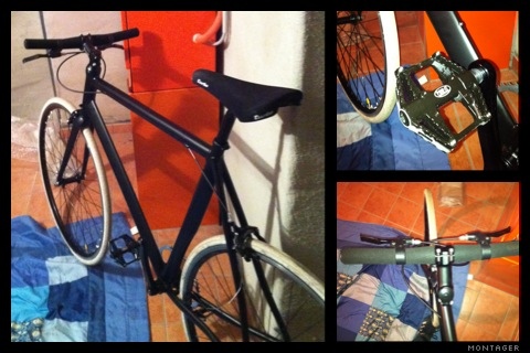 First 4 hours of building my new singlespeed…