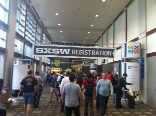 Welcome to SXSW! The live music capital of the US's growing by 20K this week with… music, films, technology and, well, ridiculousness.