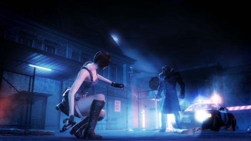 Free DLC Mission Heading to Resident Evil: Operation Raccoon City Resident Evil is going full blown multiplayer shooter next week with Raccoon City, and the nature of the game of course lends itself to costly DLC padding.  But fans may be pleased to know that an entirely new mission that has you reversing roles and taking the mantle of the Spec Ops team is being offered up by developer Slant Six for the cost of nothing. Throwing a few hundred rounds into the fray, the Spec Ops team has arrived in Raccoon to discover the source of the devastating T-virus.  Capcom says you'll have to fend off Umbrella's Security Squad and whatever the hell else wants you dead in a harrowing chapter that has you see Ms. Jill Valentine's first encounter with the iconic Nemesis from a fresh perspective. Expect the free download on both XBLA and PSN April 11th.