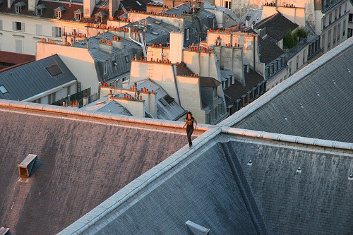 thiscitycalledearth:  by Houda Kabbaj, Paris.