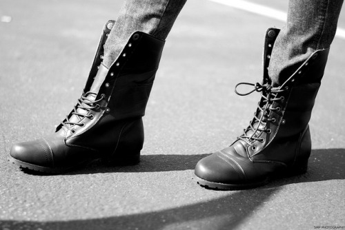 Boots on Flickr.