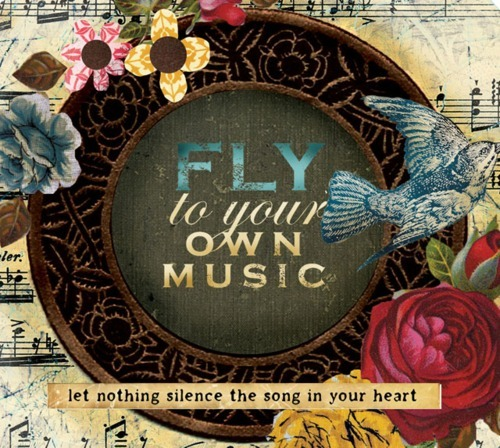 Fly to your own music!