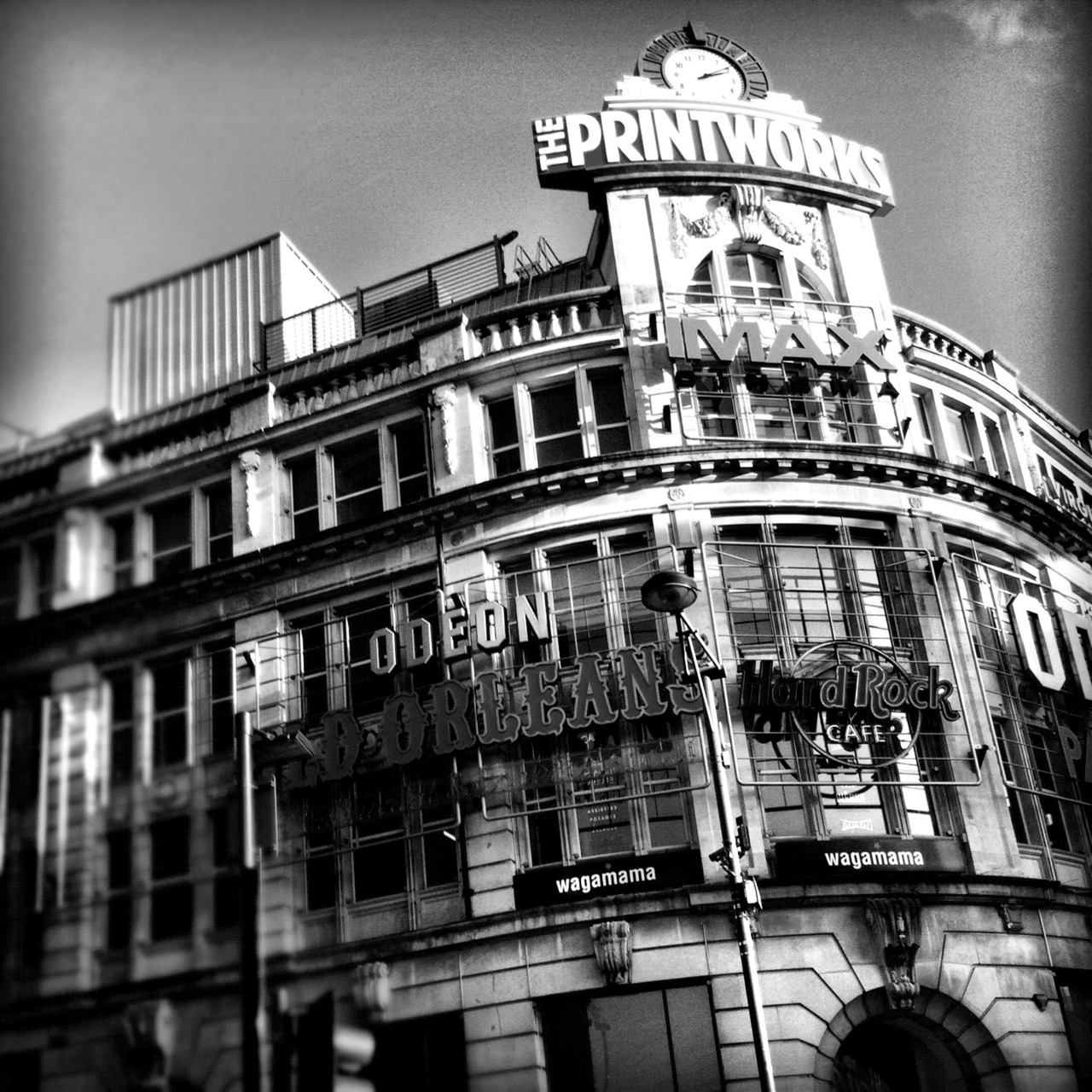 xstexiphoneography:  The Printworks Manchester by Stephen Robinson