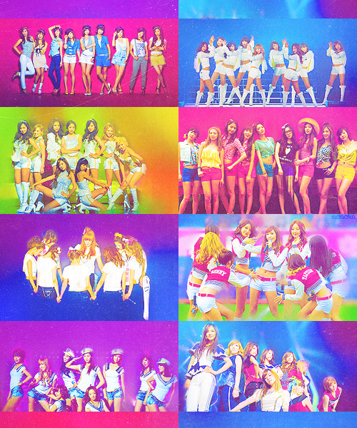 Your Perfection Hurts.: SNSD ★