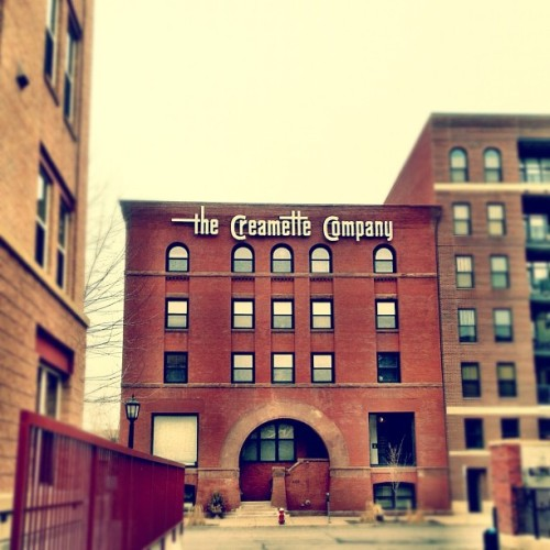 Creamette Company (Taken with instagram)