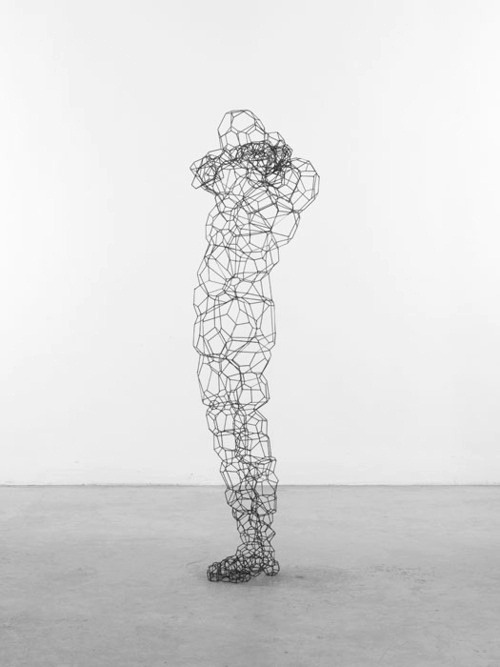 cruello:  Cumulate II, 2011 Antony Gormley