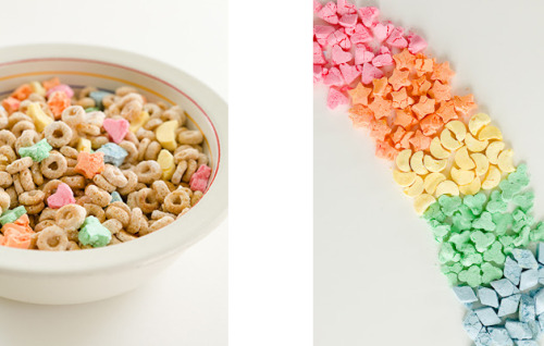 fuckyeahmakestuff:  Did you guys know that you could make your own Lucky Charms marshmallows? How awesome is that?! via cupcake project