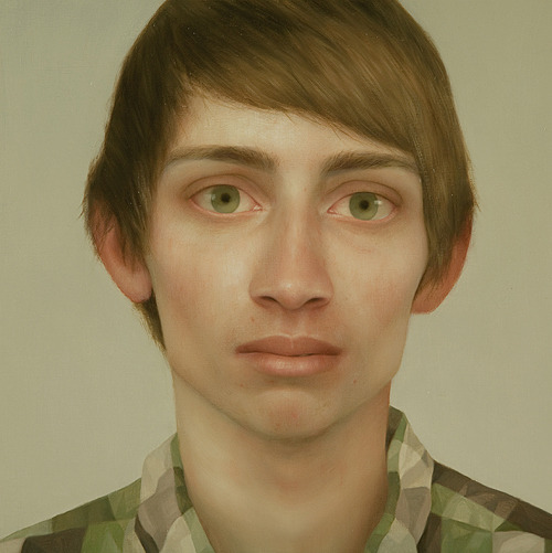 Corbin 1, oil on panel, 18 x 18 inches, 2011Vail International Gallery, Vail, CO