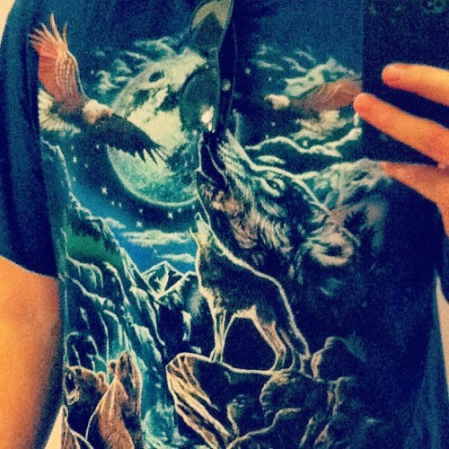 new shirt (Taken with instagram)