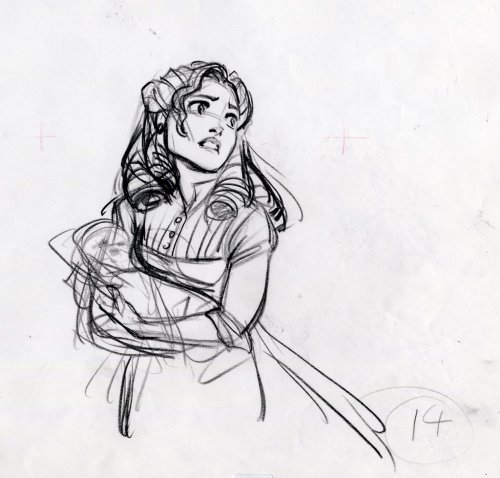 animationartworks:  Mother from Tarzan