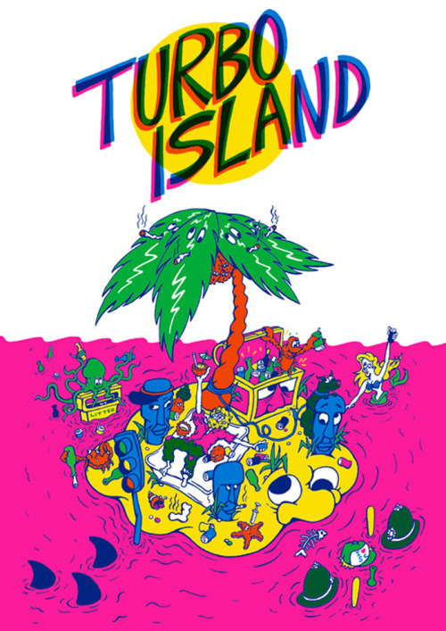 Take me to TURBO ISLAND!