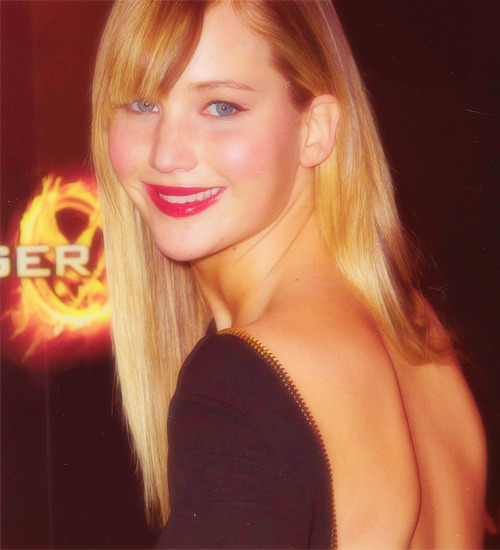 The Hunger Games Paris premiere