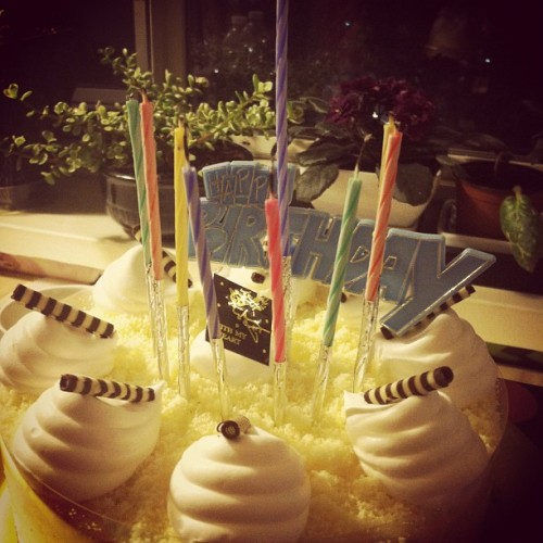 18th #birthday #cake <3 🎂🍰 (Taken with instagram)