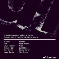 Next #tuesday #miami #wmc2012 #mmw #airlondon #electricpickle #deephouse #techhouse AHHHHHHHHH 🎉💊🍻🍺🍸🎵🎶 (Taken with instagram)