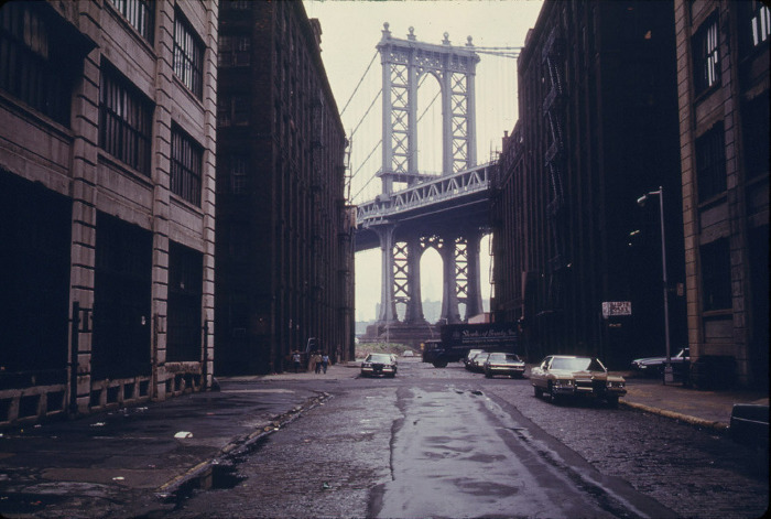 Danny Lyon, Brooklyn, 1974