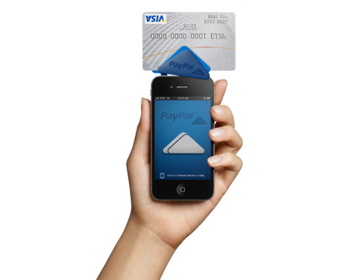 Today, Paypal announced PayPal Here, a triangle-shaped mobile creditcard-swiping gadget aimed directly at Jack Dorsey's reader, Square. And, just like Square, they're aiming to convert customers with the power of their design: They tapped Fuseproject, the firm run by Yves Behar and a darling among Silicon Valley entrepreneurs, to create the object. Read more->